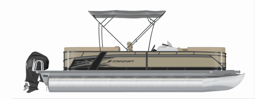 NEW 2019 Starcraft SLS-3 Tri Toon - Atlantis Marine