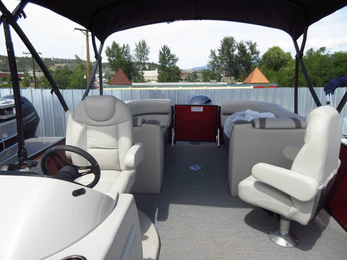NEW 2019 Sunchaser Geneva 22 LR DH Sport Tri Toon - Atlantis Marine