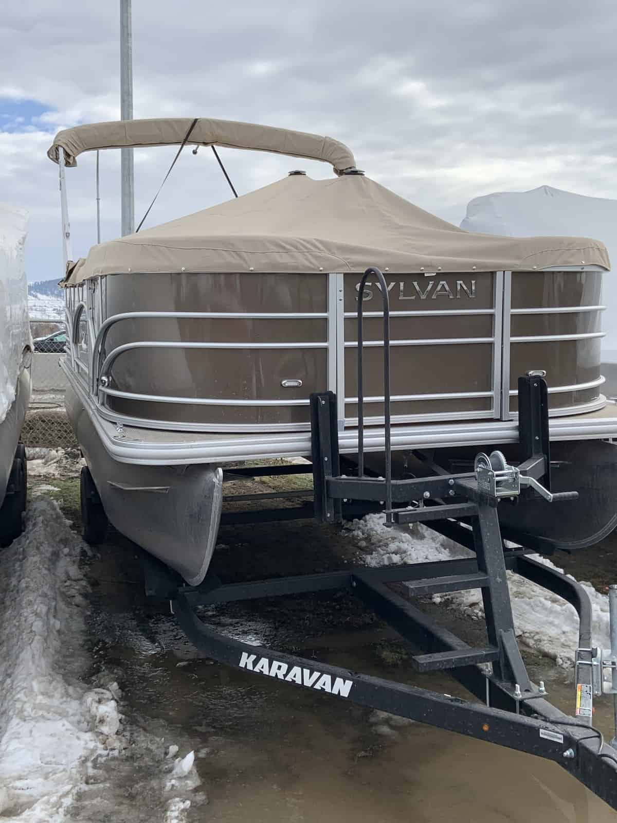 NEW 2019 Sylvan Mirage 8520 Cruise-n-Fish - Atlantis Marine