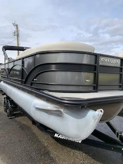 NEW 2019 Sylvan Mirage 8522 Party Fish LE Tri Toon - Atlantis Marine