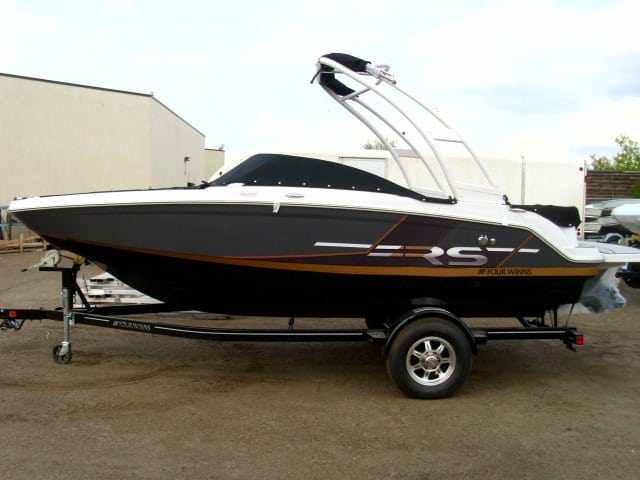 NEW 2019 Four Winns HD 180 RS W/Tower - Atlantis Marine