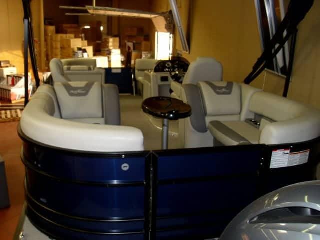 NEW 2019 Sunchaser Geneva 22 LR DH Sport W/150 HP TRI TOON - Atlantis Marine