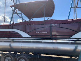 NEW 2019 Sylvan Mirage 8522 DLZ Bar LE Tri Toon - Atlantis Marine