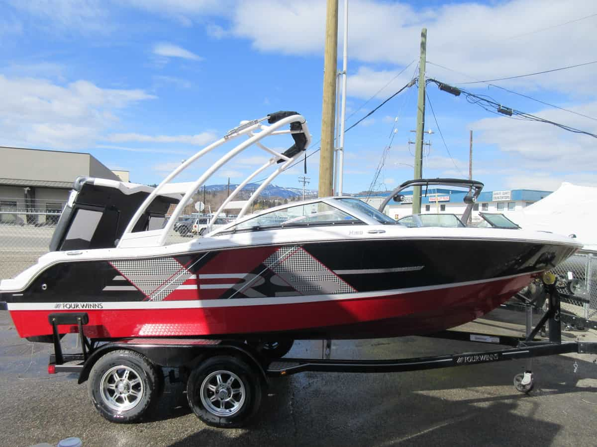 NEW 2018 Four Winns 190 Horizon RS - Atlantis Marine