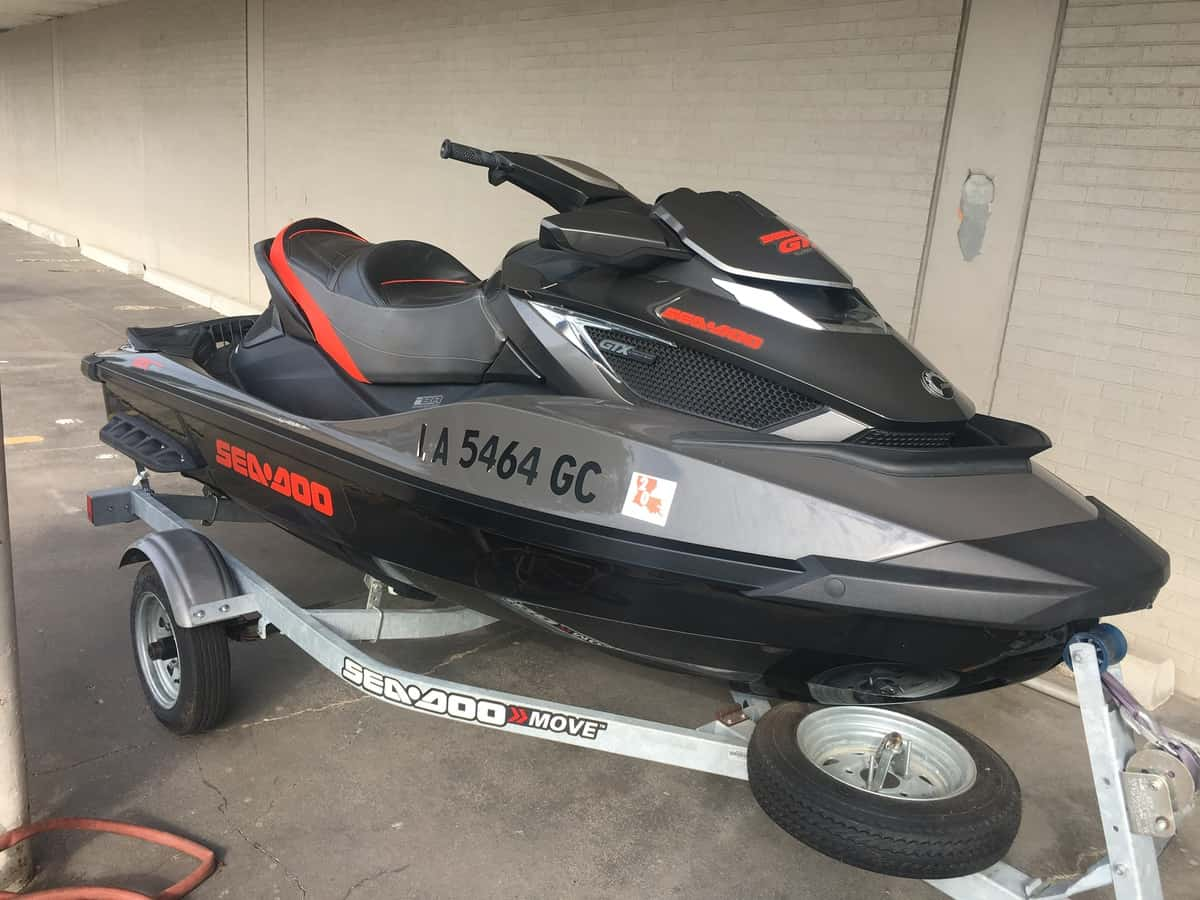 USED 2014 Sea Doo GTX LTD IS 260