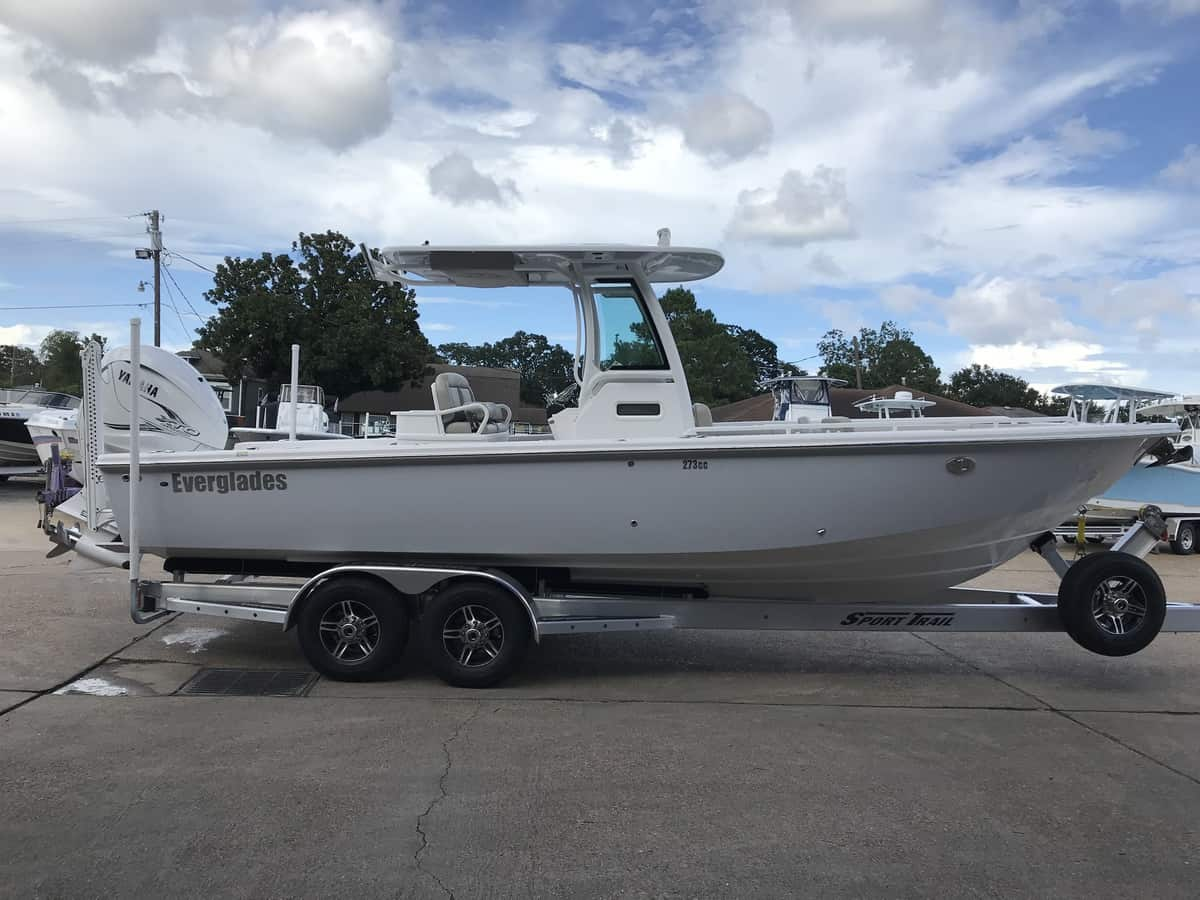 NEW 2019 Everglades CC 273
