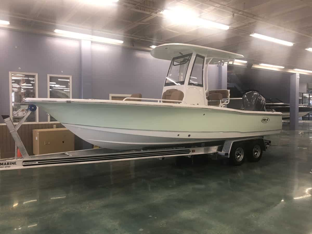 NEW 2019 Sea Hunt BX 25 FS