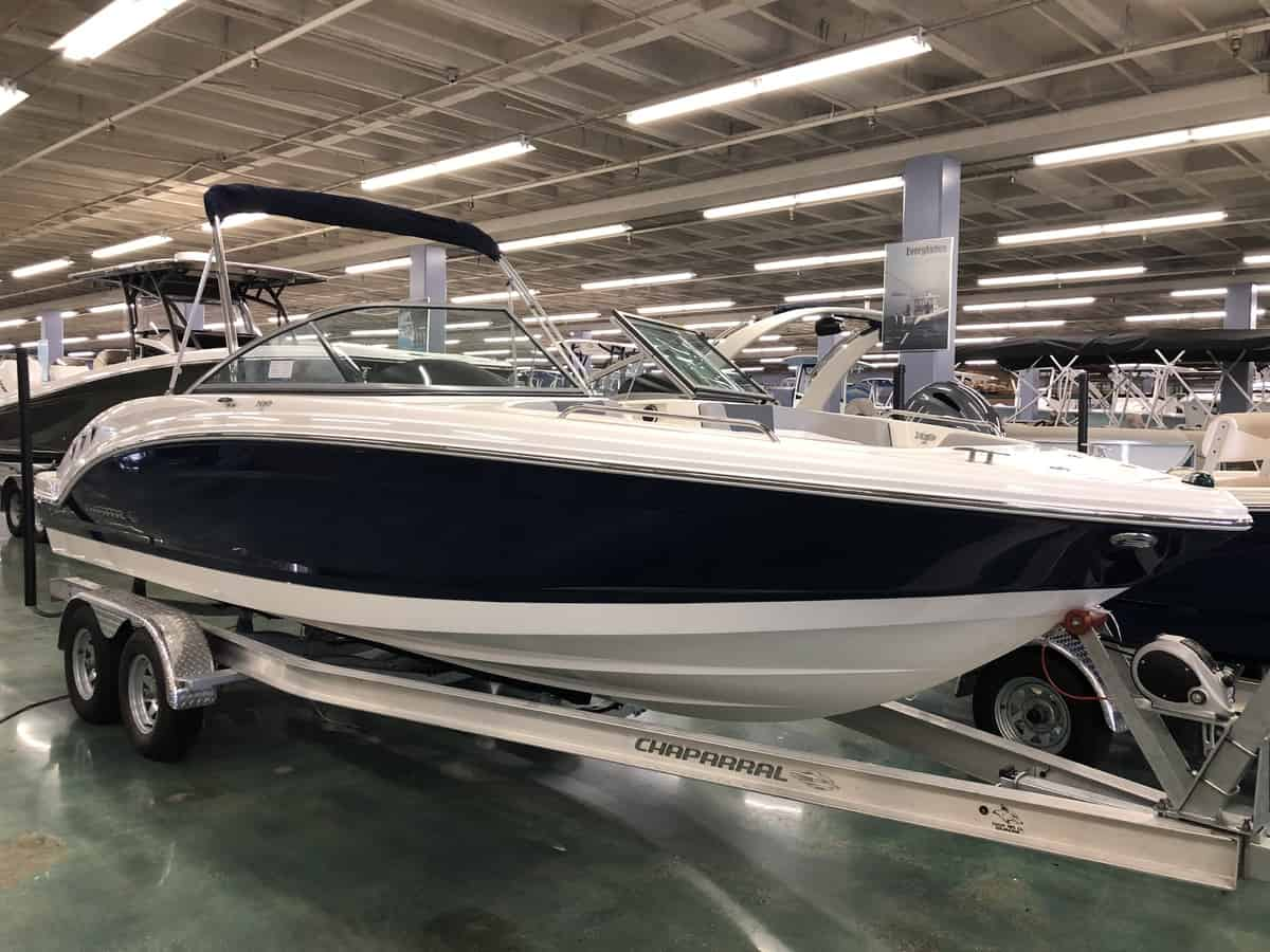 New  2019 Chaparral H20 Sport 23 Boat Engine in Metairie,