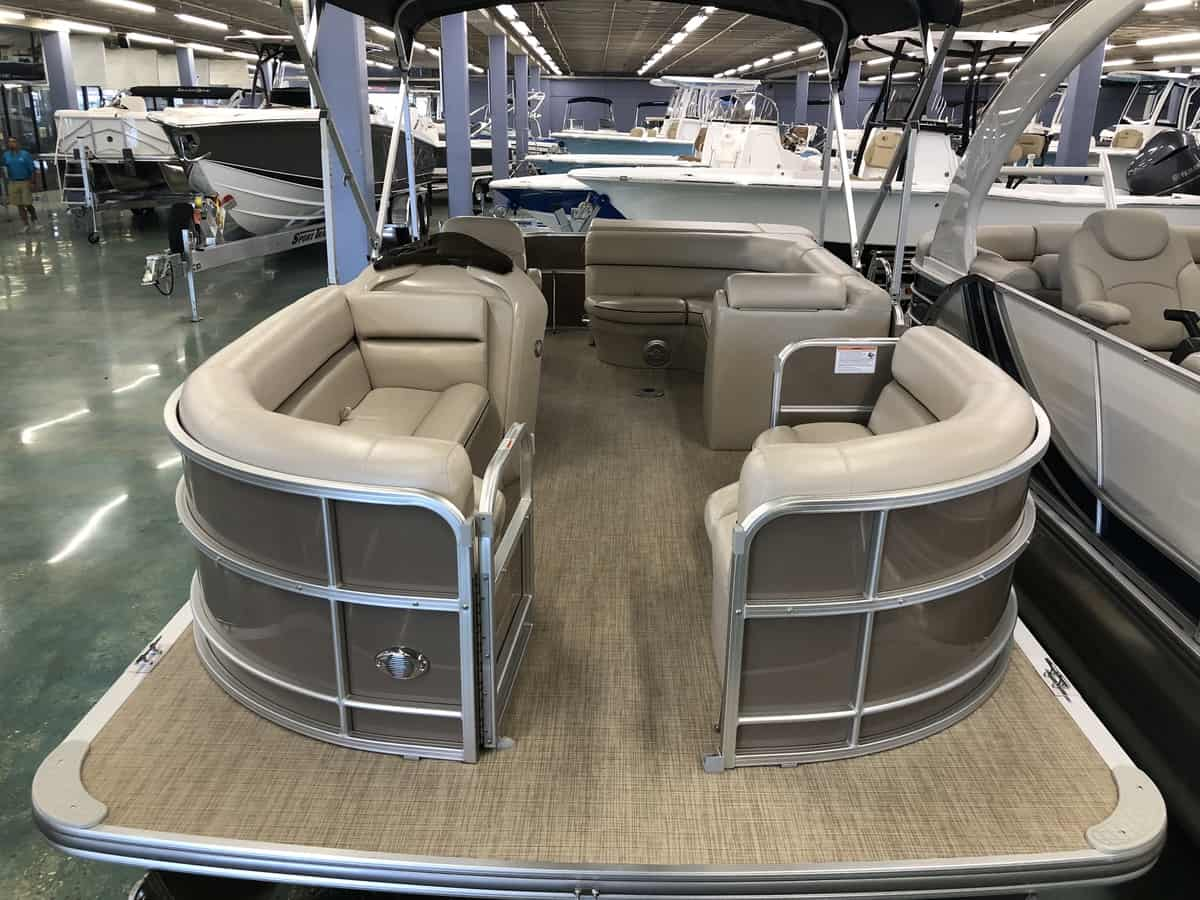 NEW 2019 South Bay PONTOON S220CR