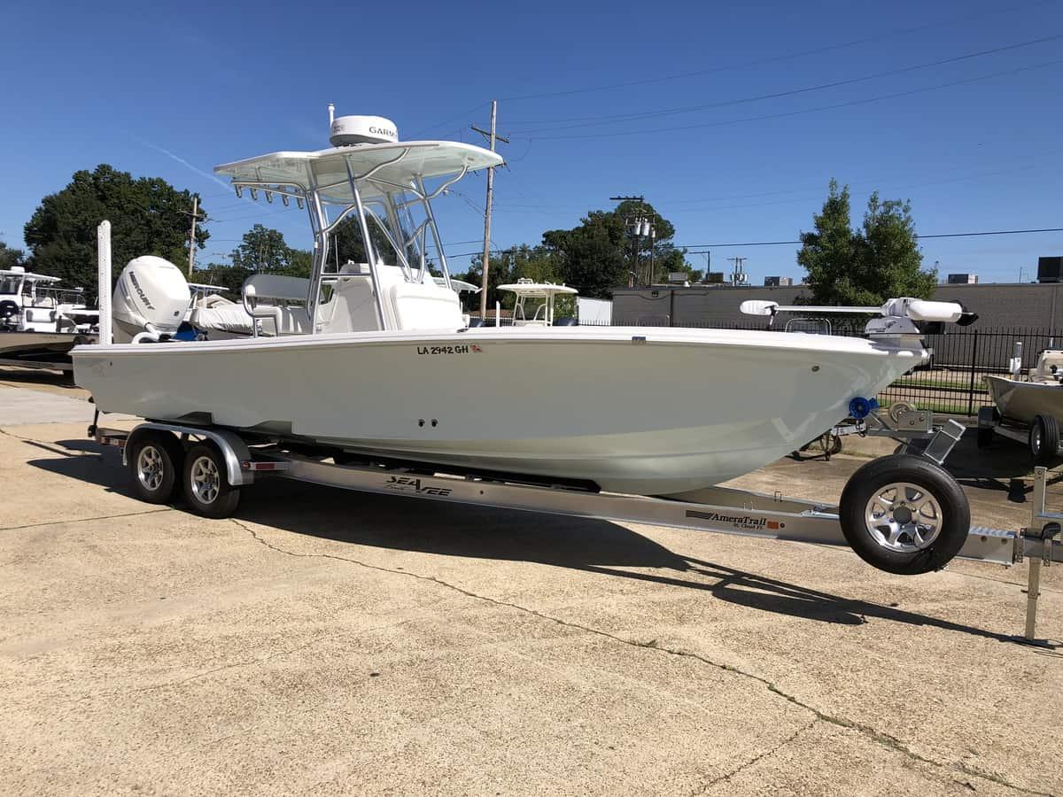 USED 2018 SeaVee 270Z
