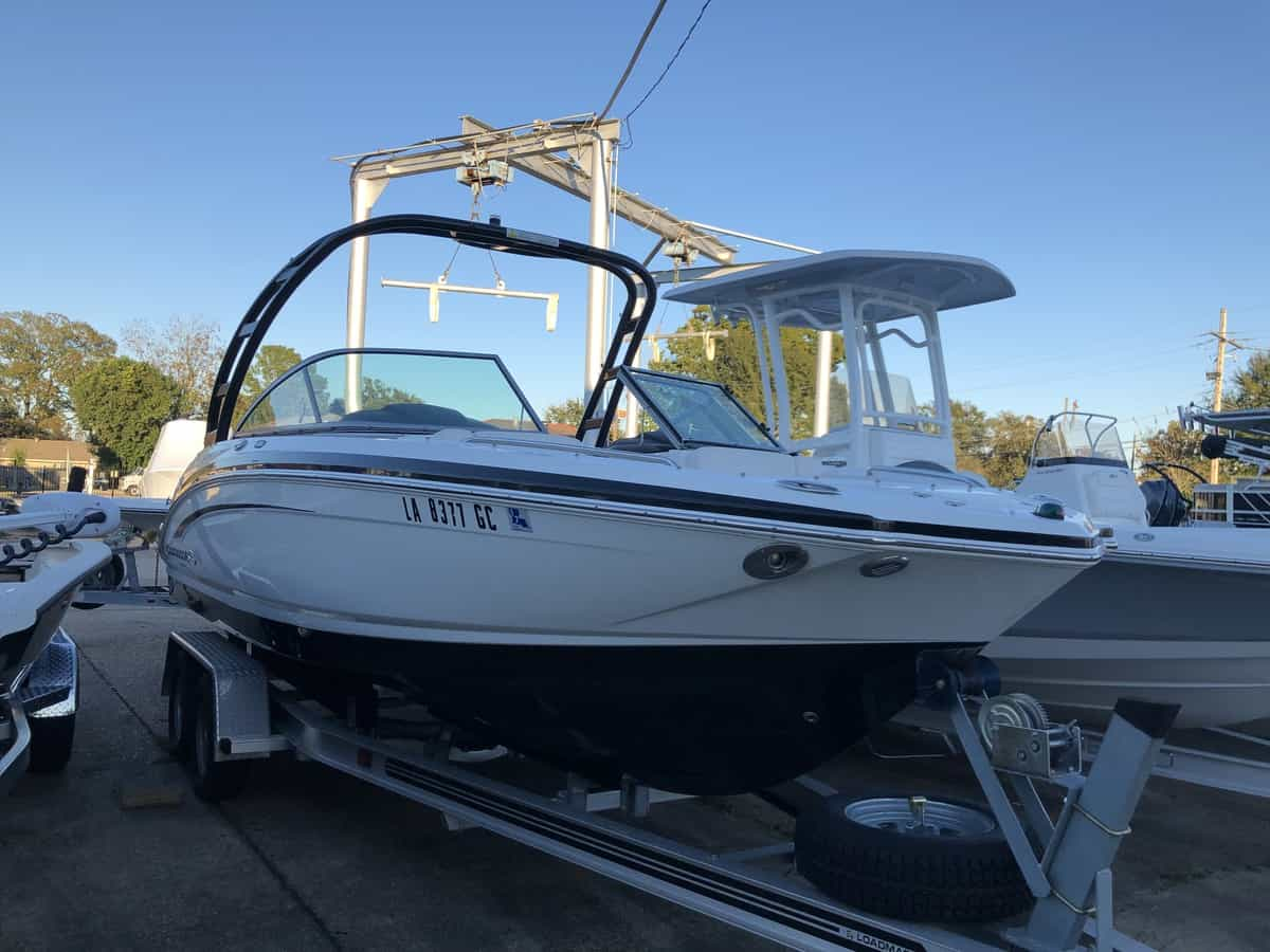 USED 2015 Chaparral 226SSI SSI