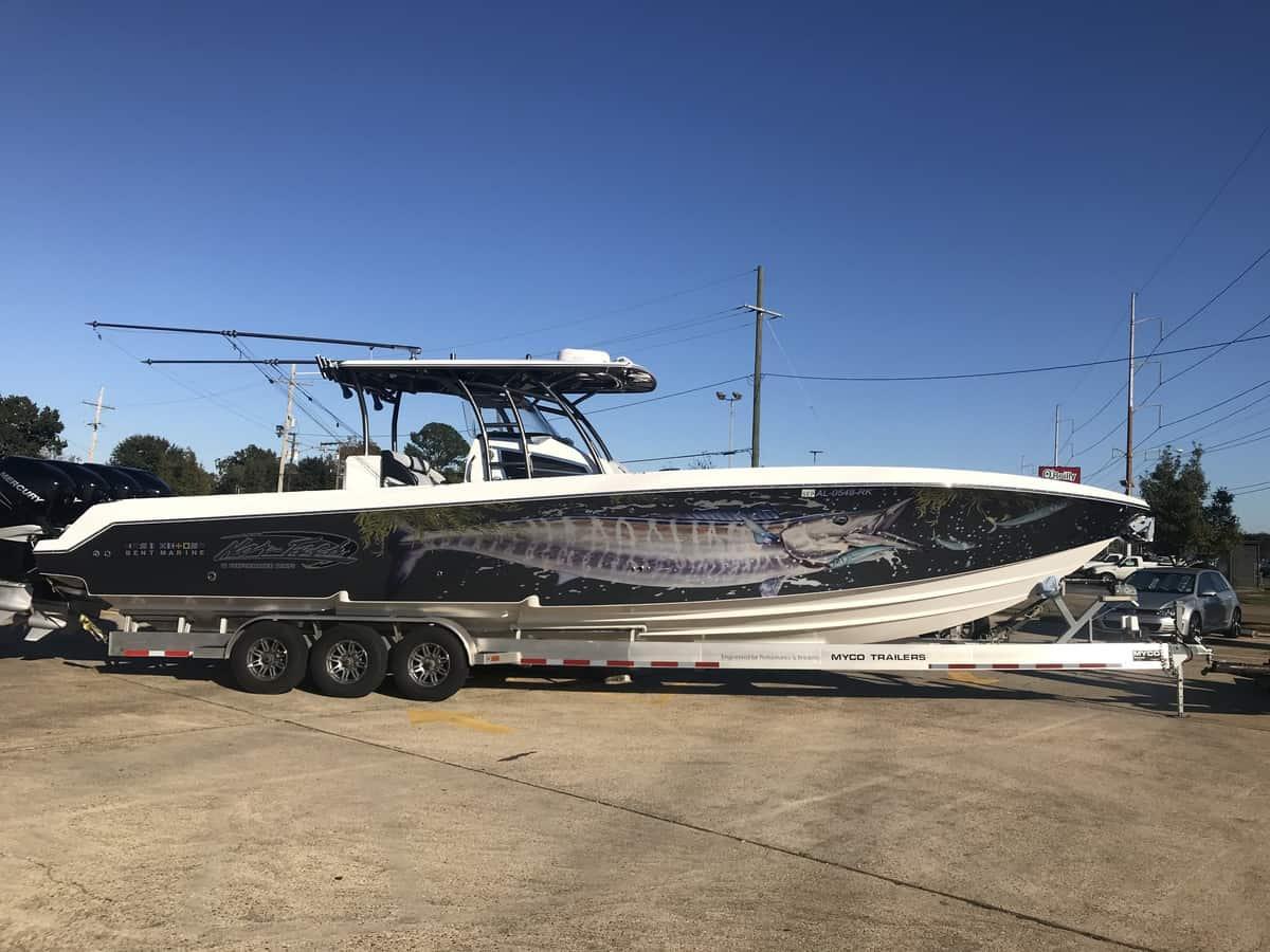 NEW 2018 Nor-tech 392 Super Fish