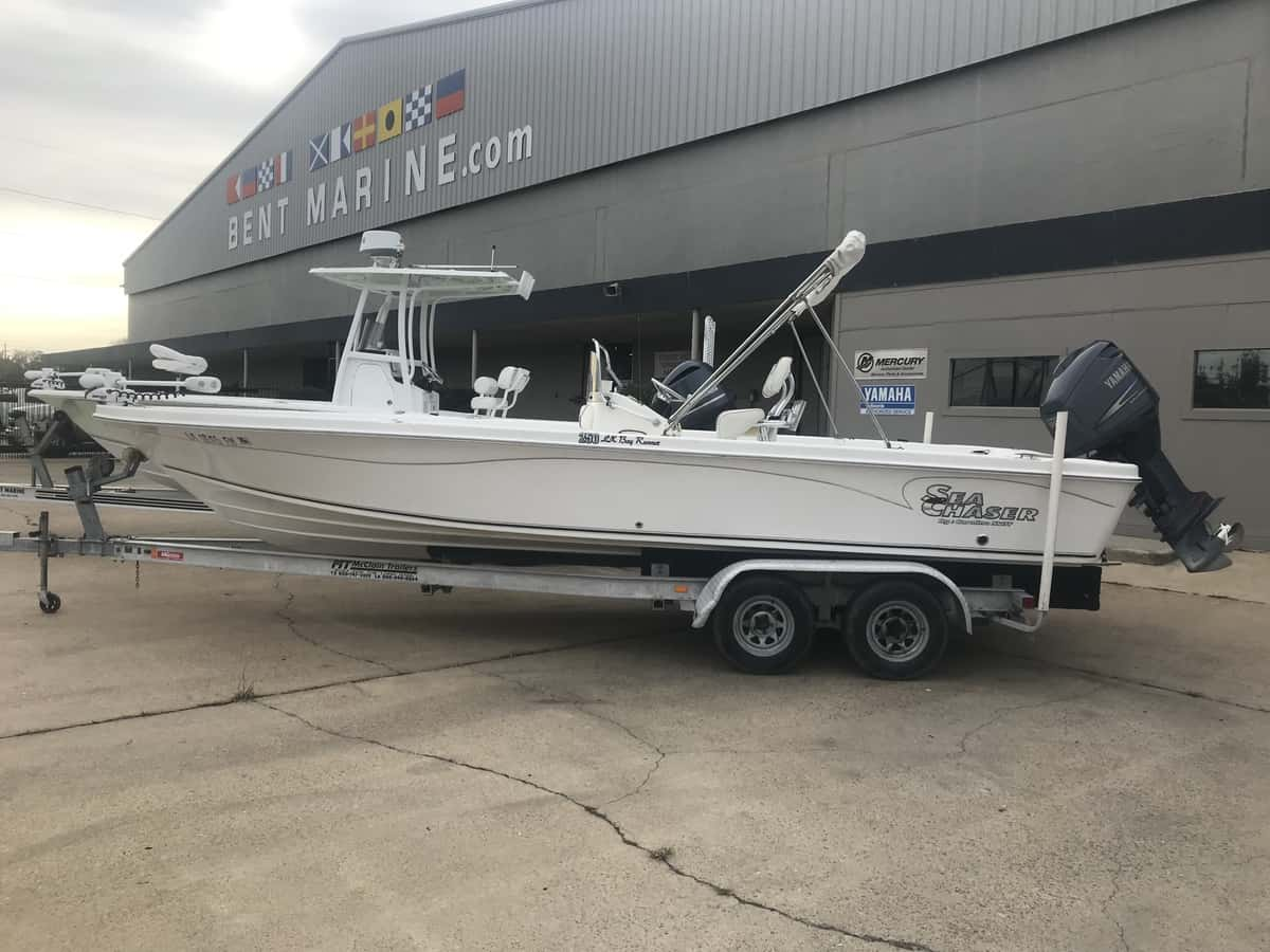 USED 2006 Sea Chaser 250LX Bayrunner