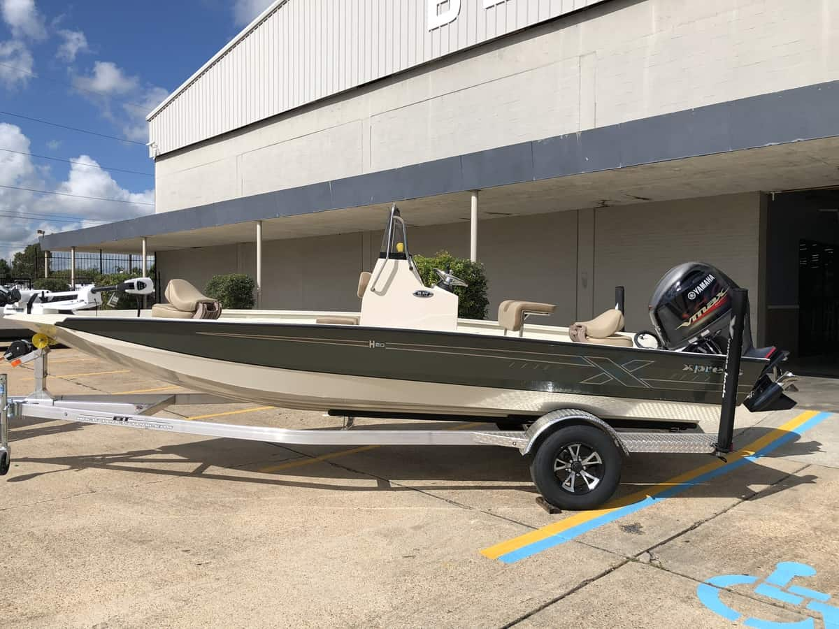NEW 2019 Xpress H BAY 20