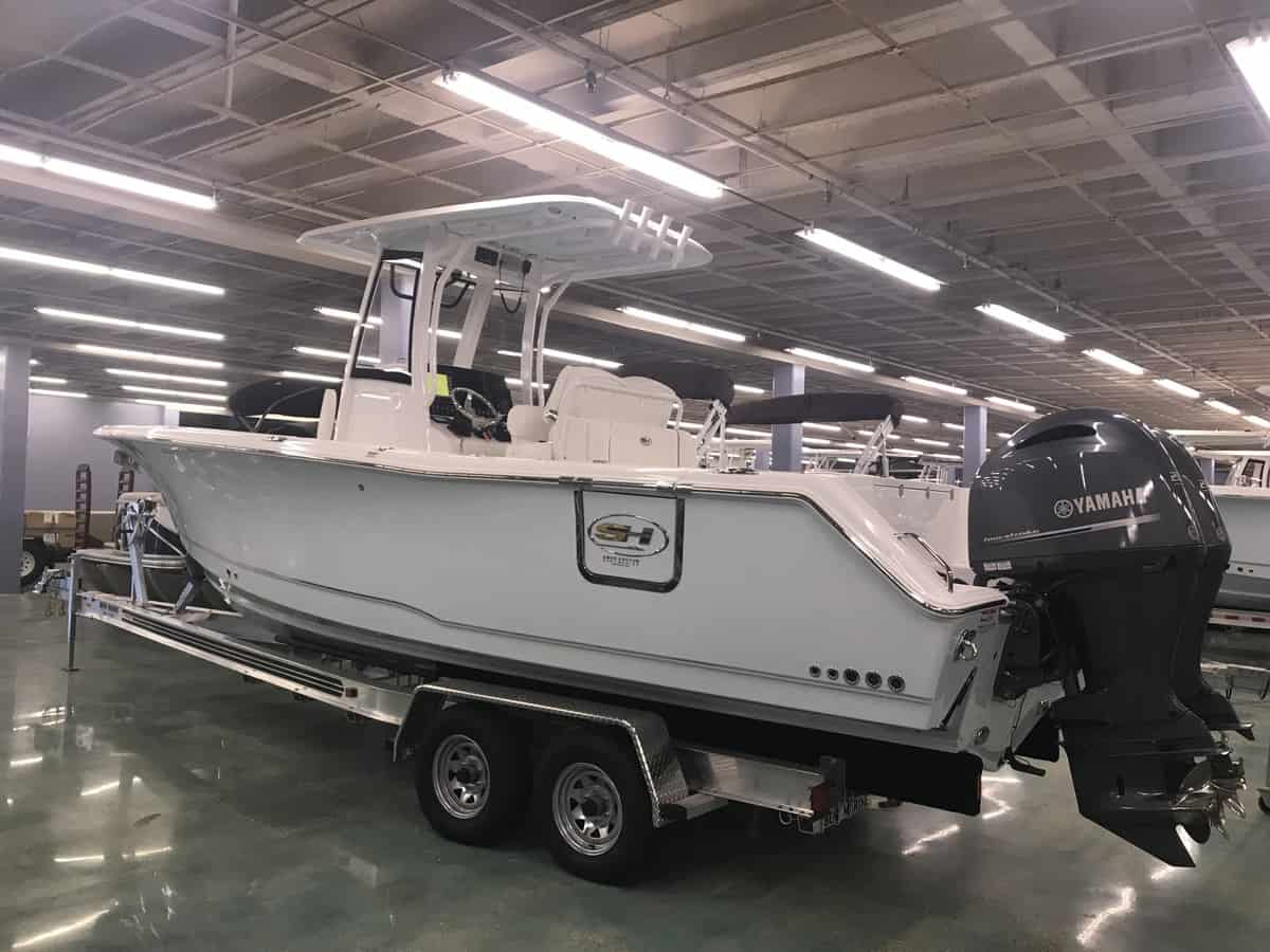 USED 2018 Sea Hunt 27 Game Fish 27 Game Fish