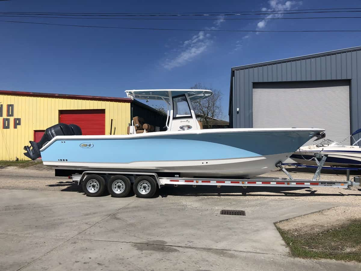 NEW 2019 Sea Hunt GAMEFISH 30 CB