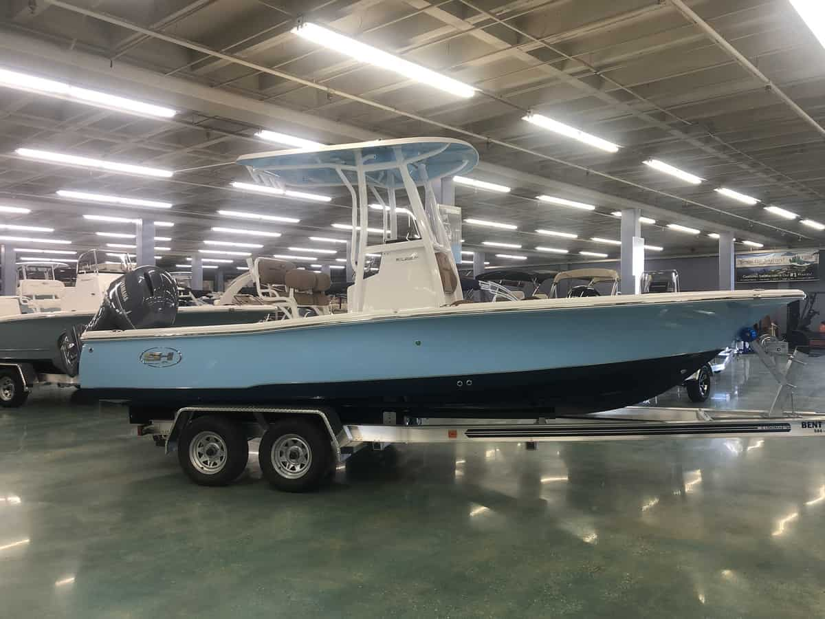 NEW 2019 Sea Hunt BX 22 BR