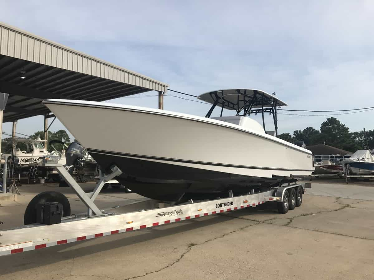 New  2020 39' Contender 39fa Fish Around Boat Engine in Metairie,