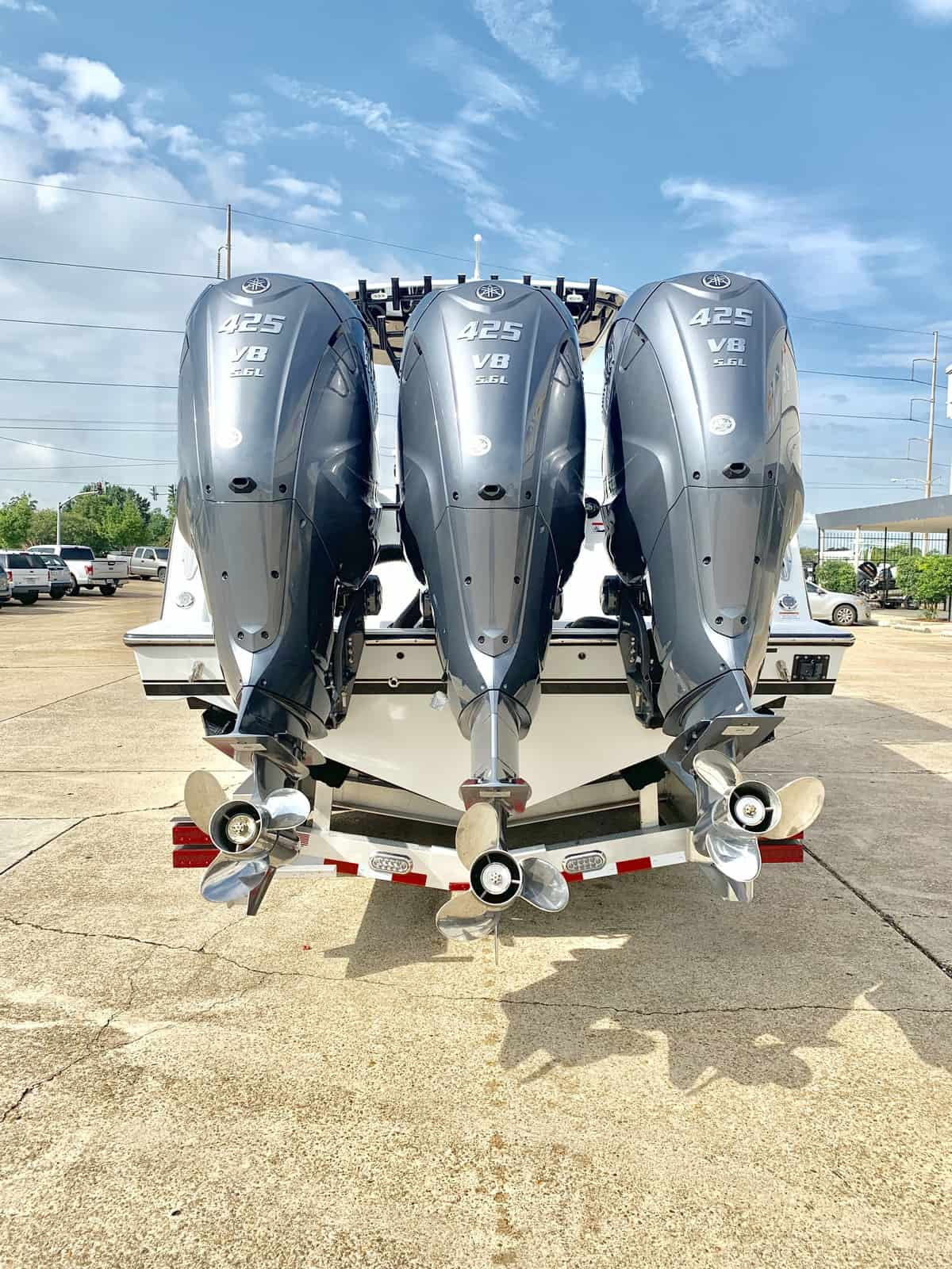 New  2020 Contender 39 St Step Boat Engine in Metairie,