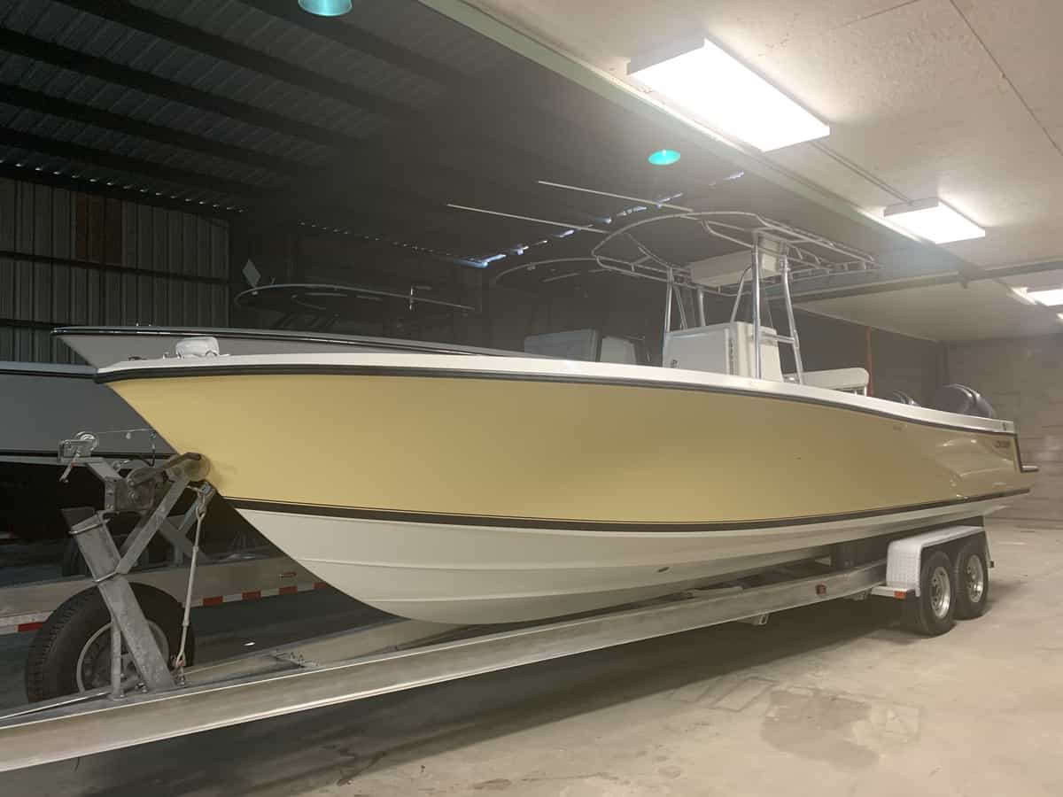 New  2002 Contender 27 Tournament Boat Engine in Metairie,