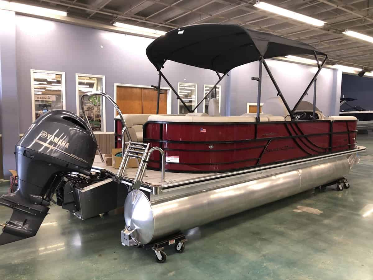 New  2020 22.5' South Bay 200 Series S224rs2.75 Boat Engine in Metairie,