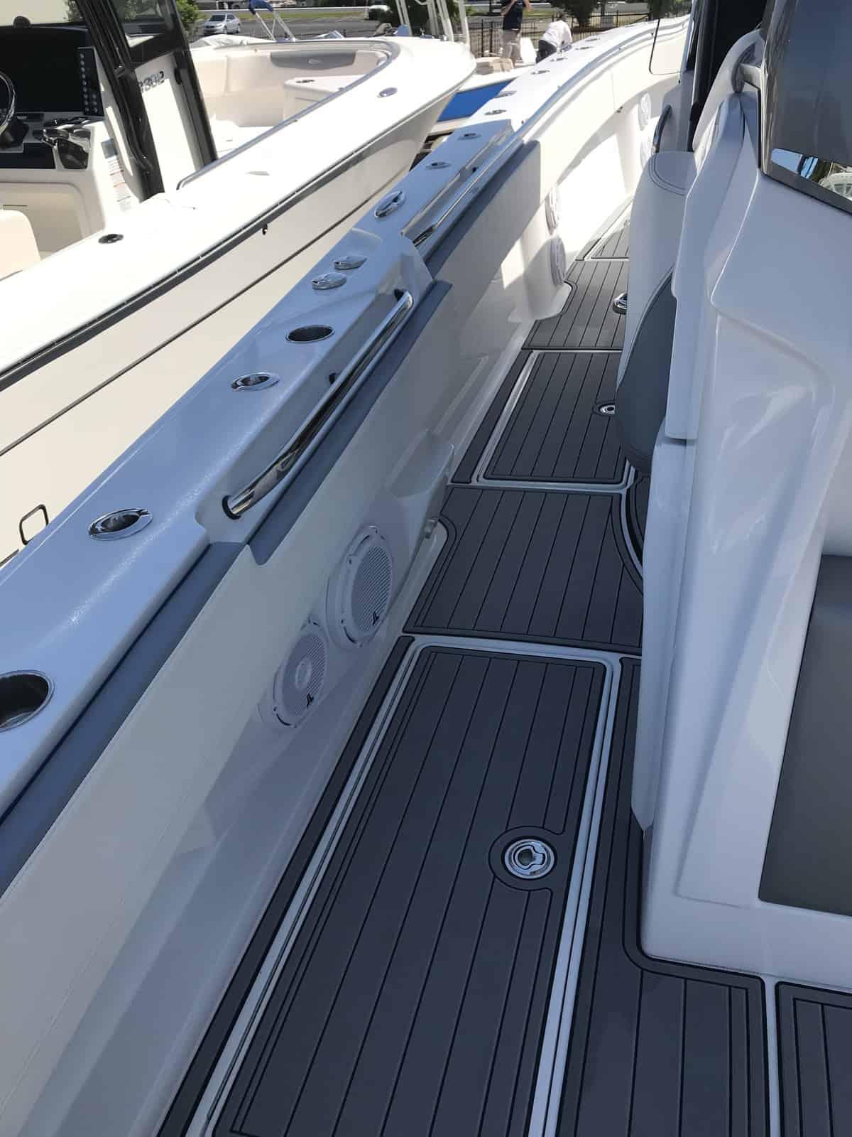 New  2018 45' Nor-tech 452 Fish Boat