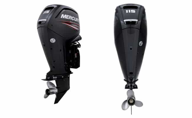 NEW 0000 Mercury Marine FOURSTROKE 115HP ELPT