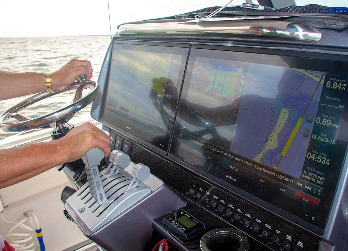 New  2021 45' Nor-tech 452 Super Fish Boat Engine in Metairie,