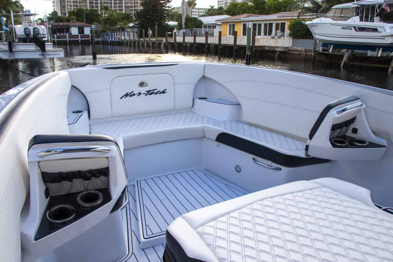 New  2021 39' Nor-tech 390 Sport Boat Engine in Metairie,