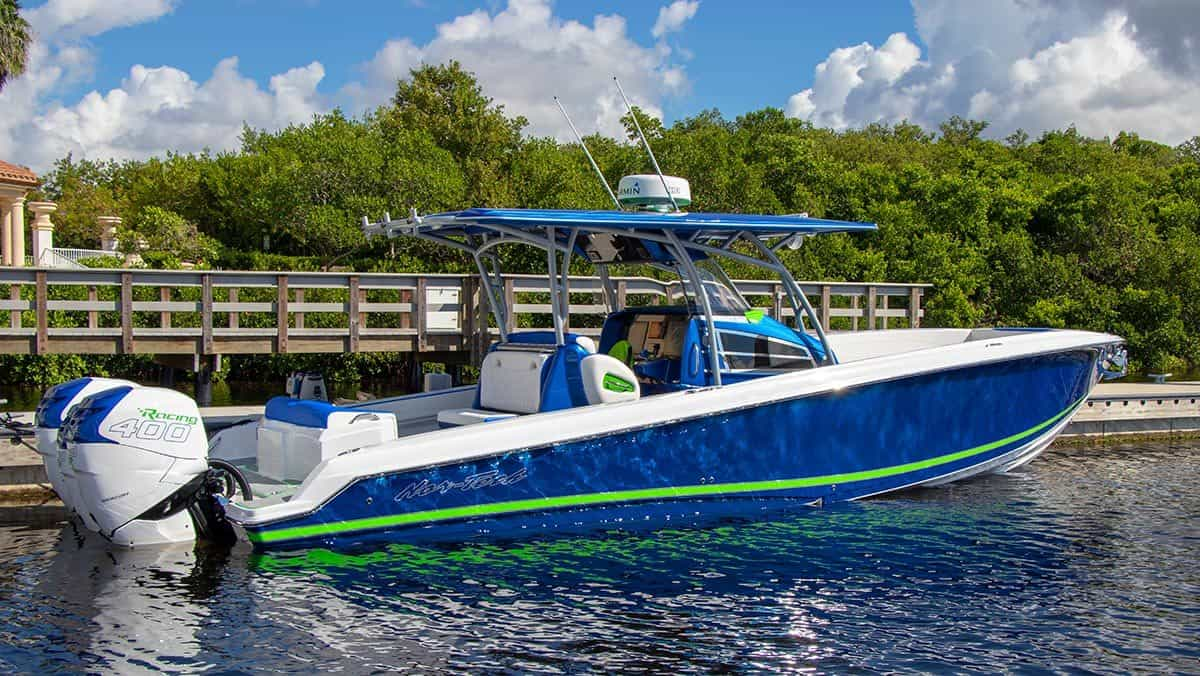 New  2021 34' Nor-tech 340 Sport Boat Engine in Metairie,