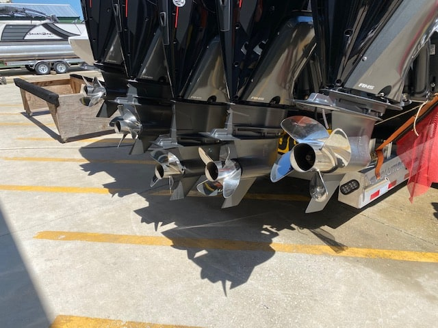 New  2020 45' Nor-tech 452 Superfish Boat Engine in Metairie,