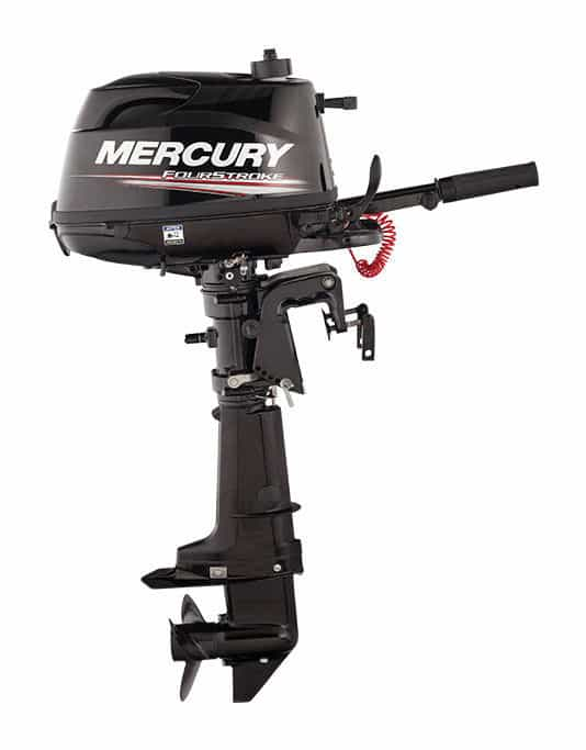 New  Mercury Marine Fourstroke 5hp Mlha Boat Engine in Metairie,