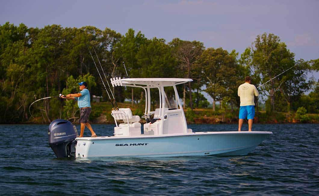 NEW 2018 Sea Hunt BX 22 BR