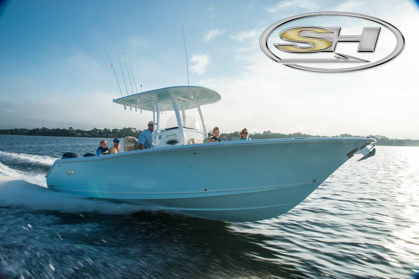 NEW 2018 Sea Hunt GAMEFISH 27 WITH COFFIN BOX