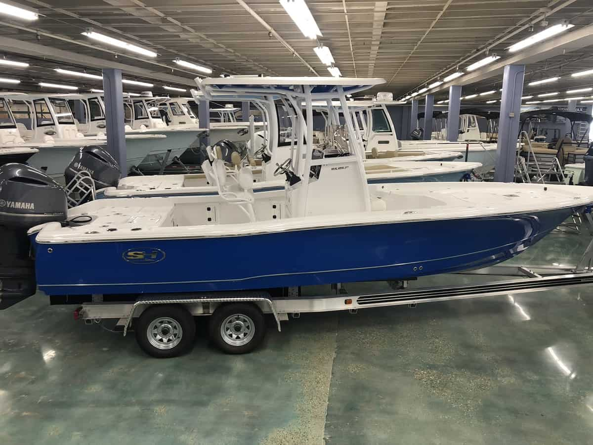 NEW 2018 Sea Hunt BX 25 BR
