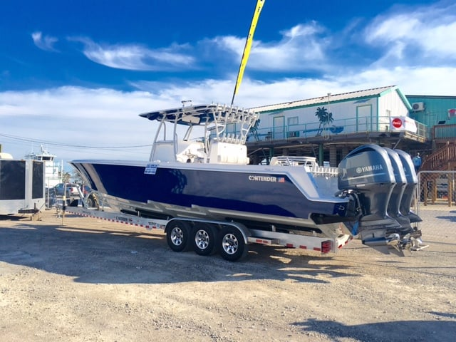 NEW 2016 Contender 39ST Stepped Hull