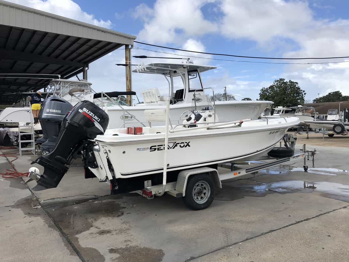 USED 2006 Sea Fox BayFisher 19 BF