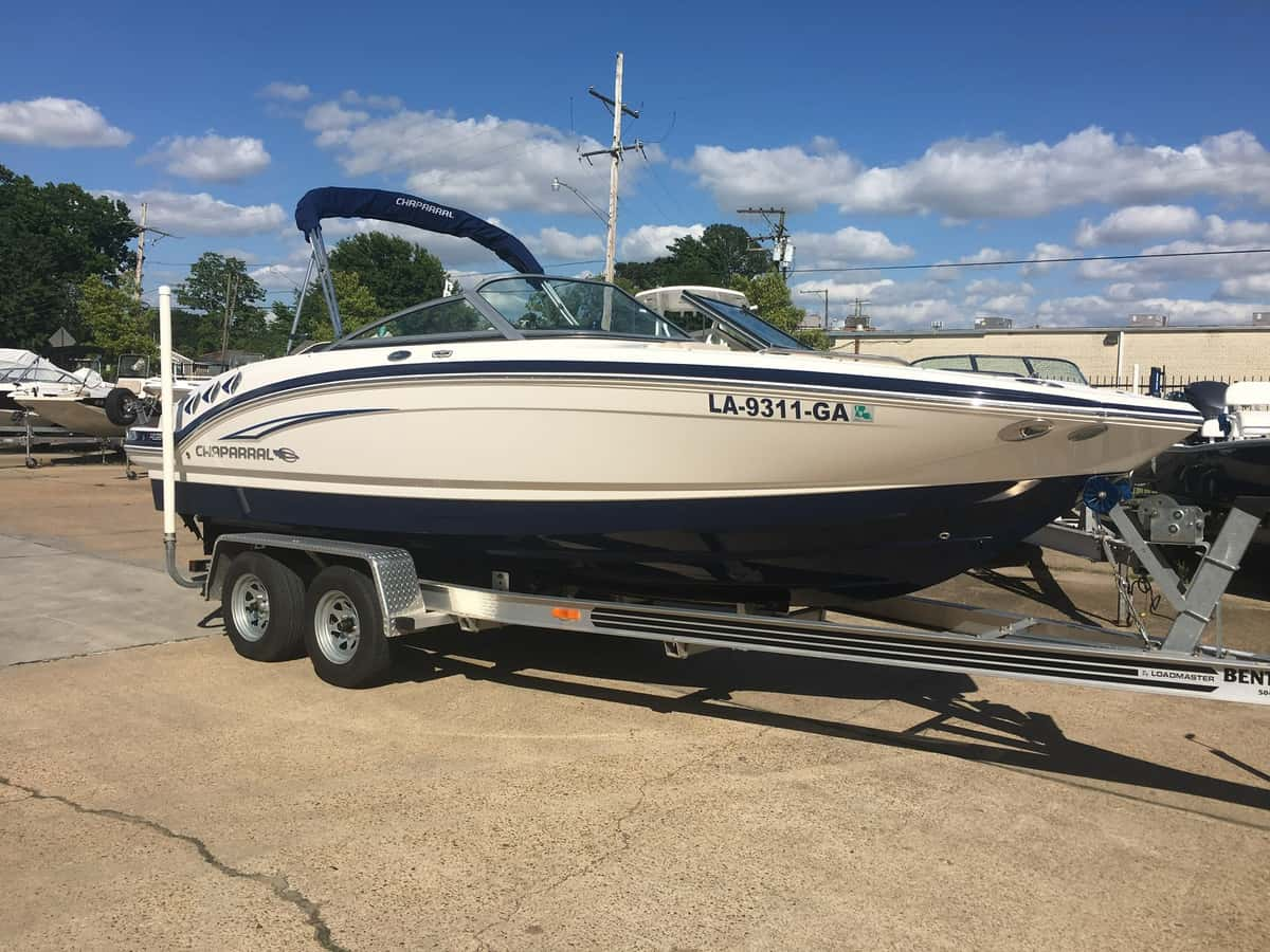 USED 2012 Chaparral SSI 216 ssi