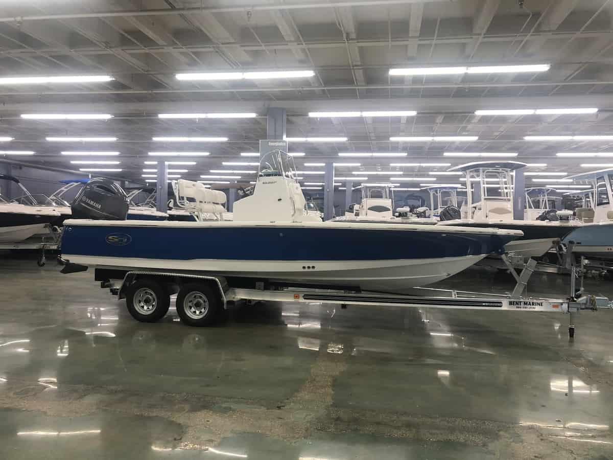 NEW 2018 Sea Hunt BX 22 BR