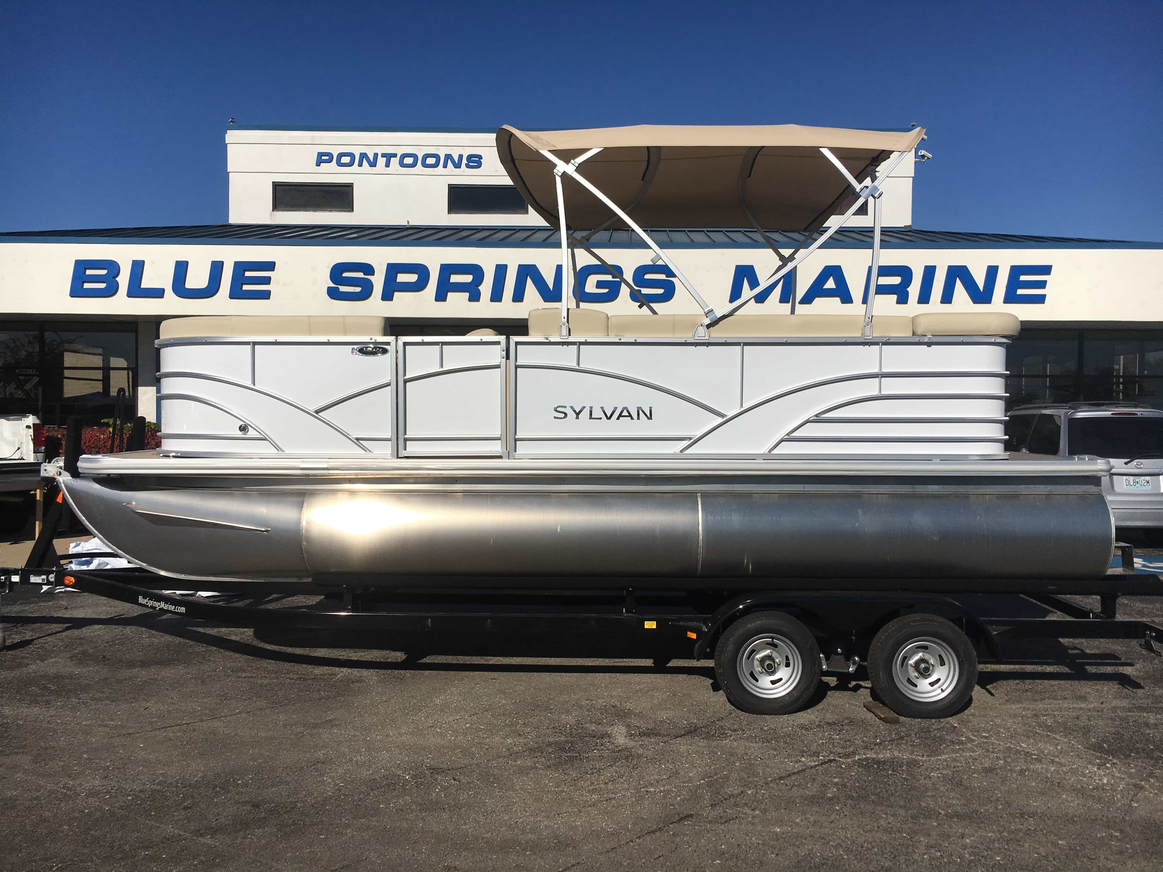 New 2018 sylvan 820cr blue springs mo for Syvlan