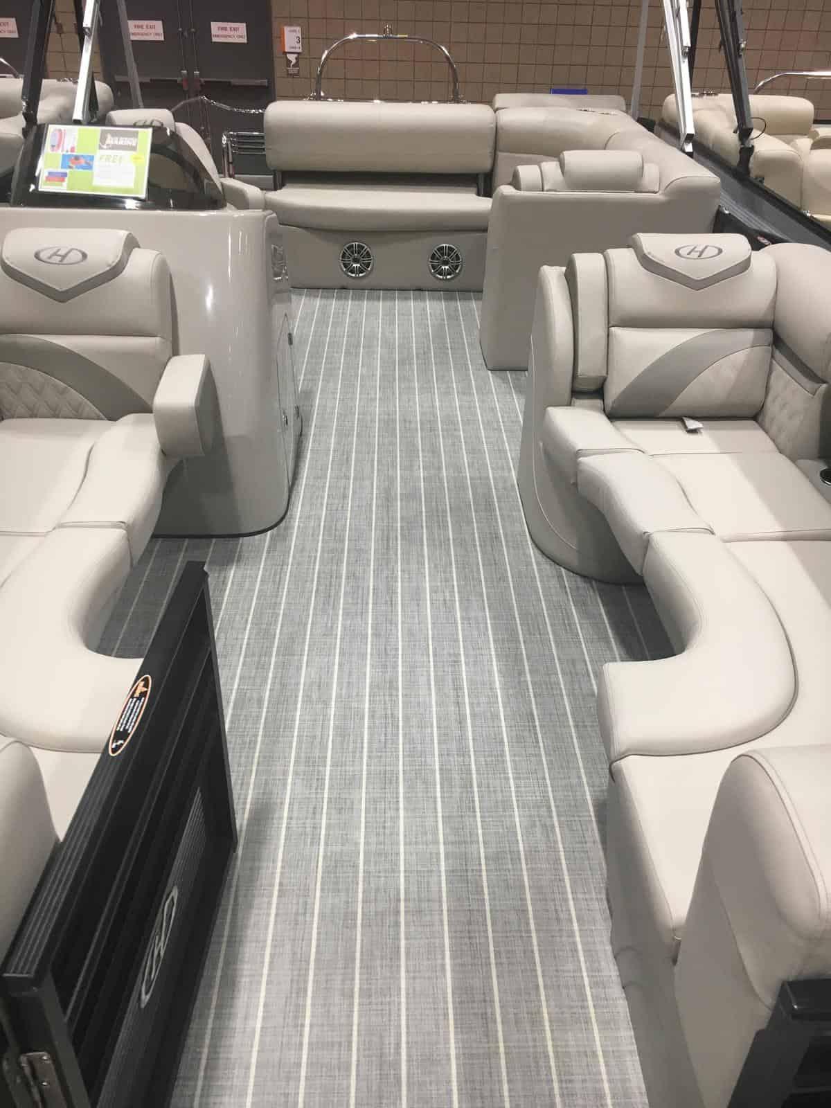 NEW 2018 HARRIS SUNLINER 220 SL .