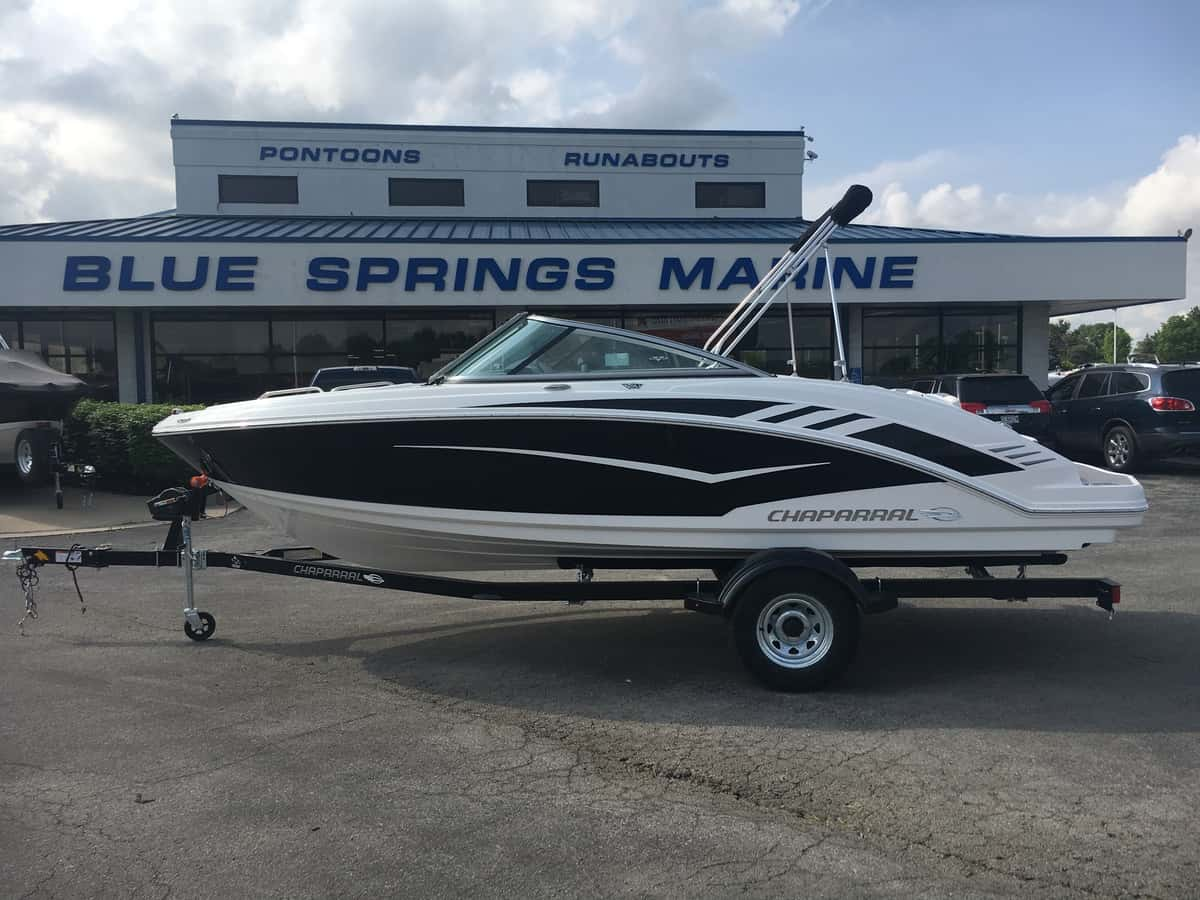 NEW 2018 CHAPARRAL 203VR .