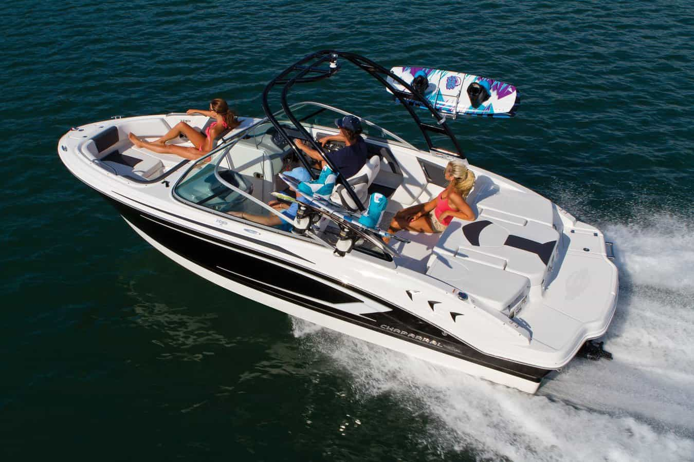 NEW 2019 CHAPARRAL 21 H2O SPORT
