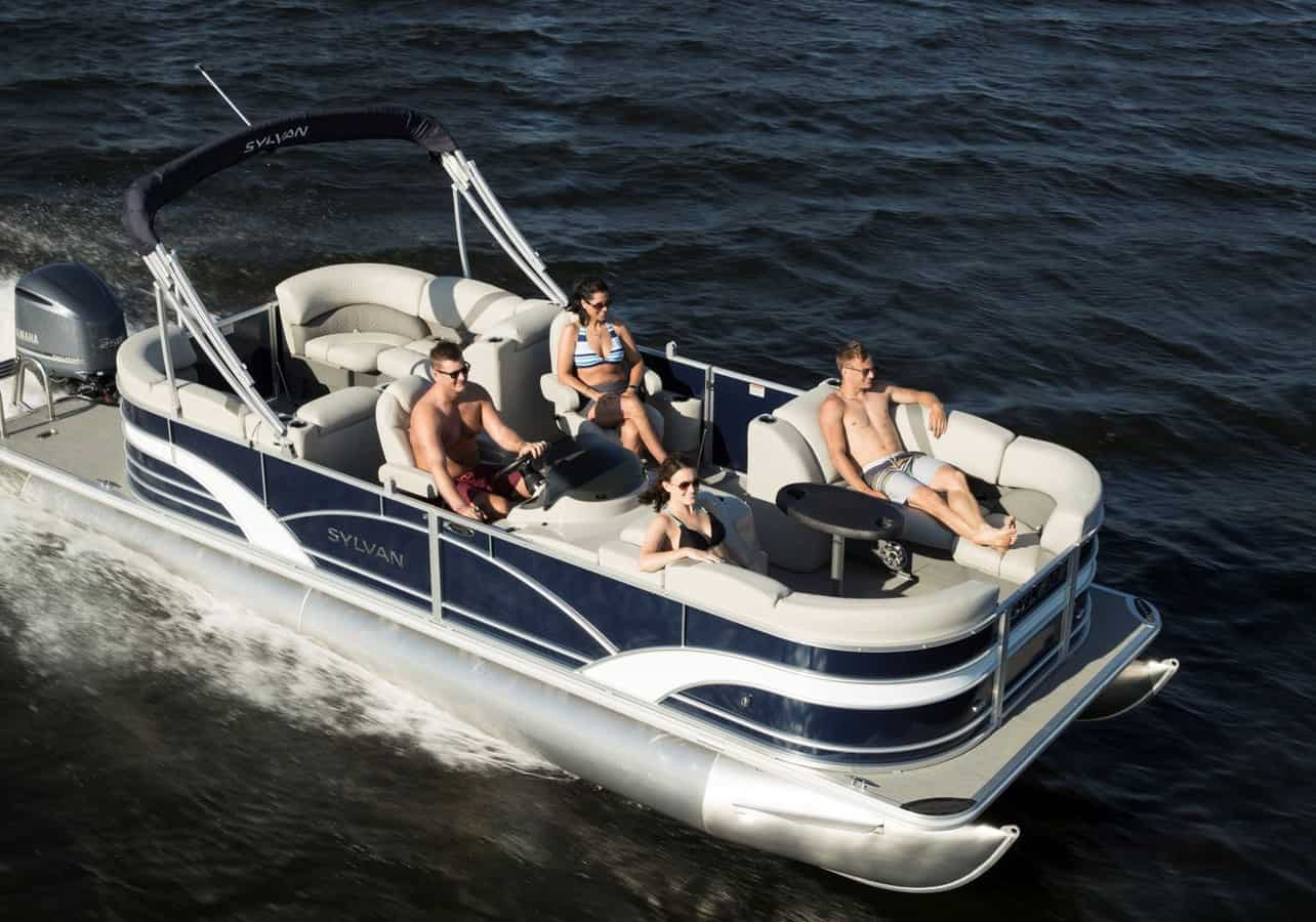 NEW 2019 SYLVAN 8522 LZ