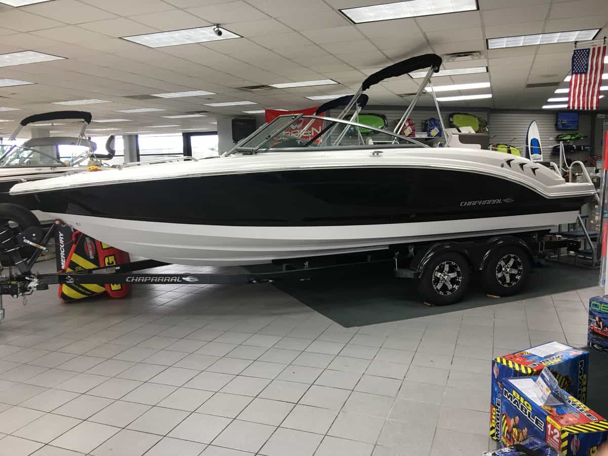 NEW 2019 CHAPARRAL 23 H20 SPORT