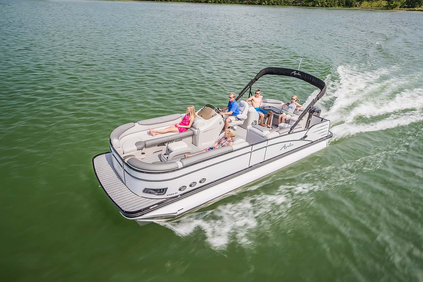 NEW 2019 AVALON 23 CAT ELITE