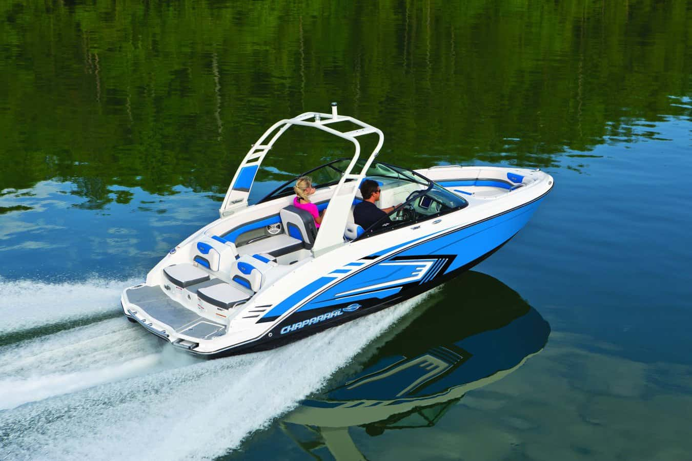 NEW 2019 CHAPARRAL 203 VRX