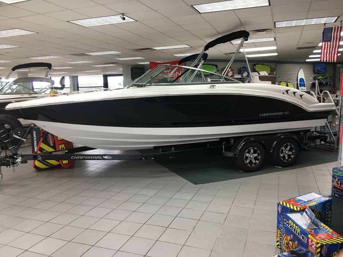 NEW 2019 CHAPARRAL 23 H2O SPORT