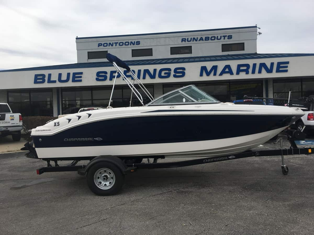 USED 2015 CHAPARRAL 19 H2O F/S