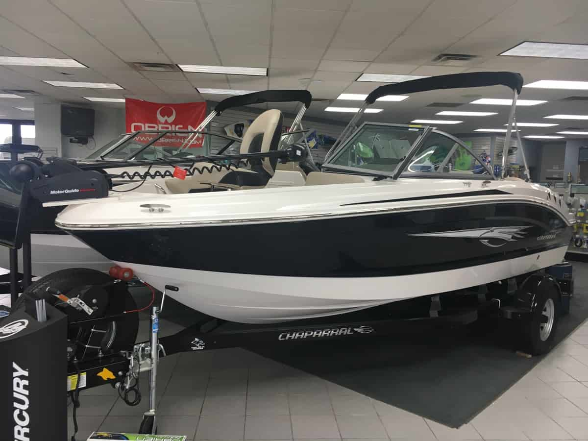 NEW 2018 CHAPARRAL 19 H20 SKI AND FISH .